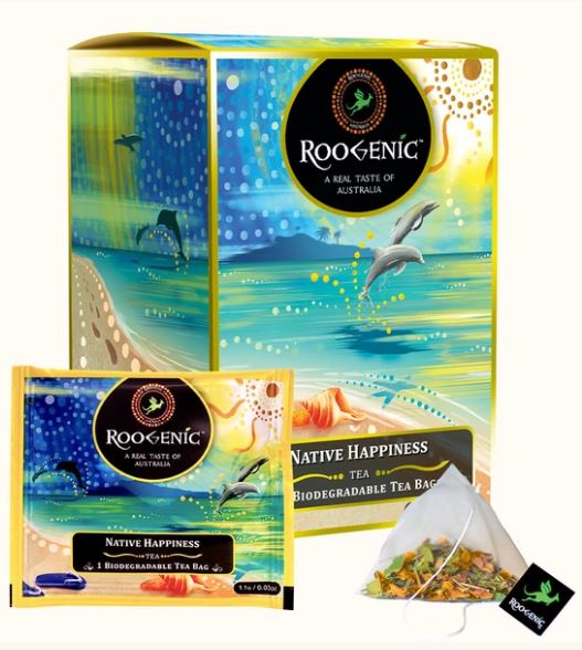Roogenic Native Happiness Tea Bags