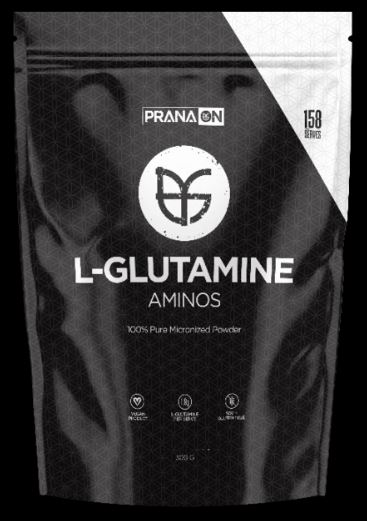 GLUTAMINE By Prana ON
