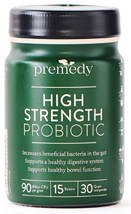 PREMEDY HIGH STRENGTH PROBIOTIC 30g