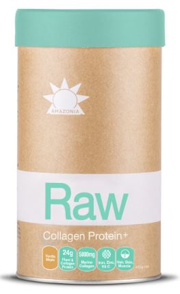 AMAZONIA RAW COLLAGEN PROTEIN+