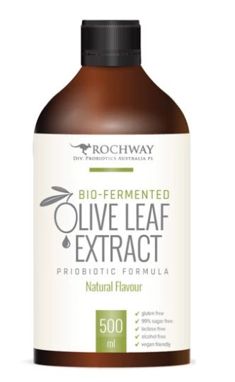 OLIVE LEAF EXTRACT WITH MULTIPLY PLUS