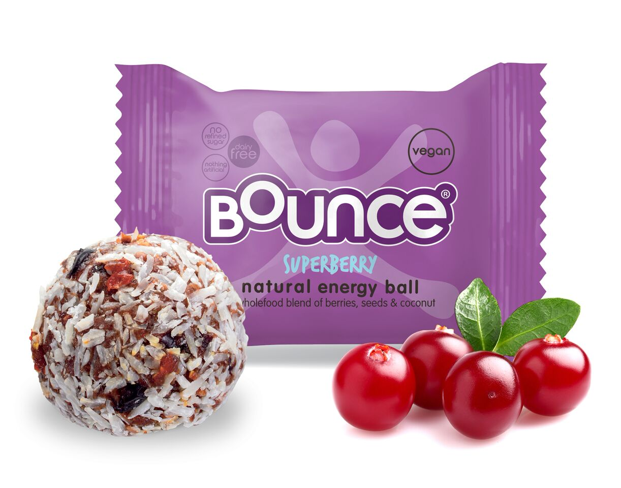 SUPERBERRY VITALITY BURST BALLS
