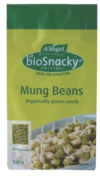 MUNG BEANS By A Vogel