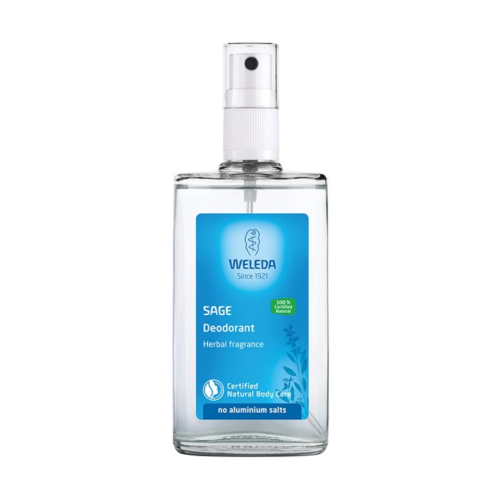 Weleda Deodorant Sage Spray 100ml