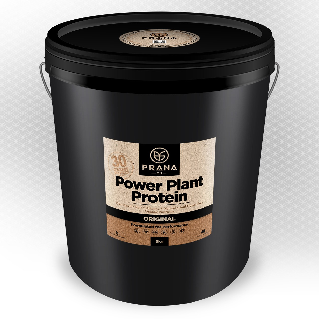 PRANA ON POWER PLANT PROTEIN 3KG