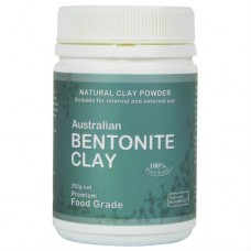 AUSTRALIAN BENTONITE CLAY (FOOD GRADE)